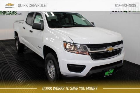New Chevy Colorado Deals Quirk Chevy Manchester Nh